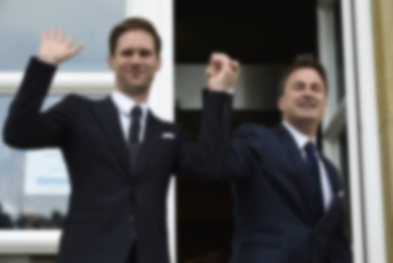 премьер министр люксембурга и его муж фото своих модных съемках