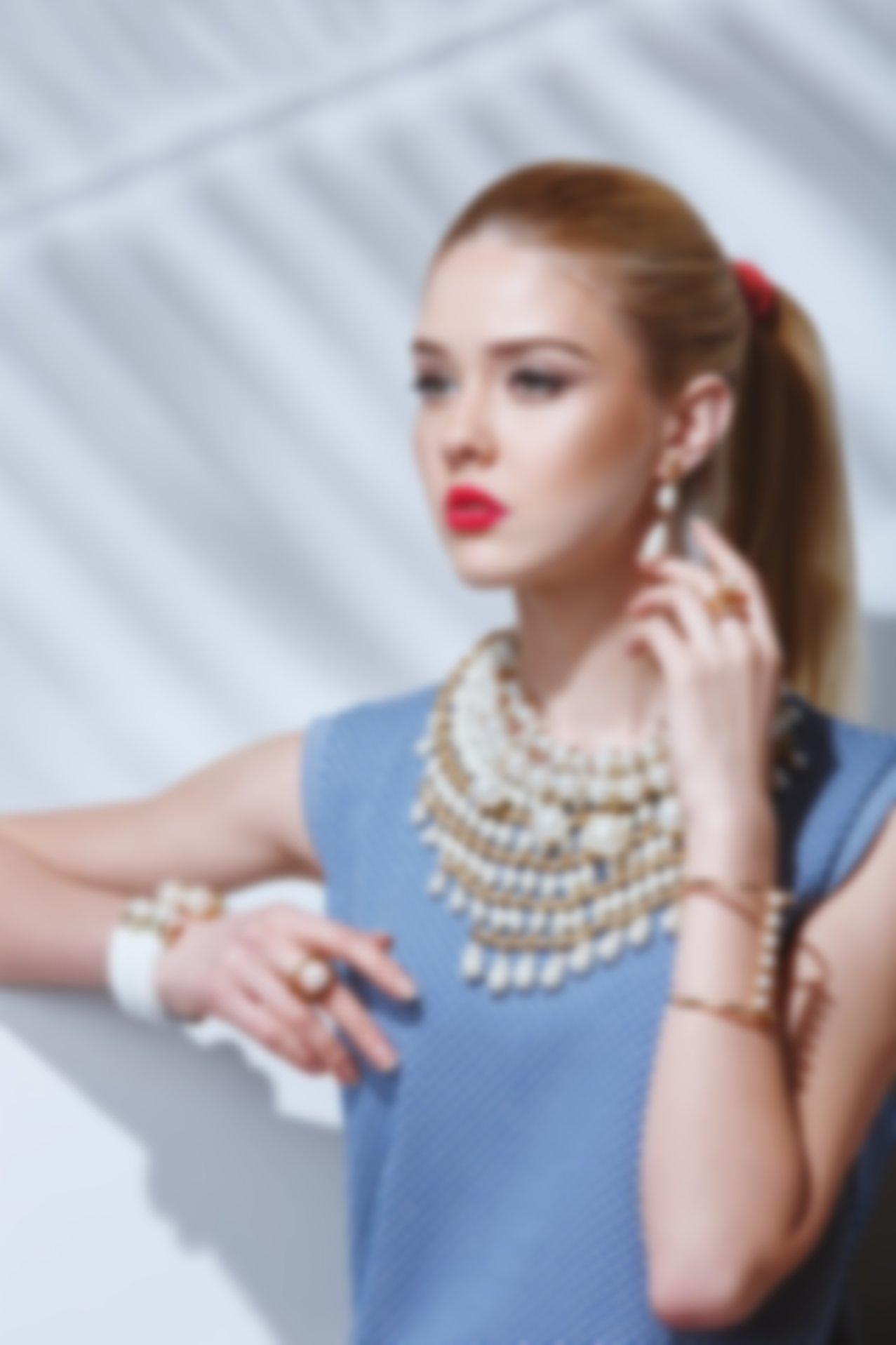 Картинка модная бижутерия