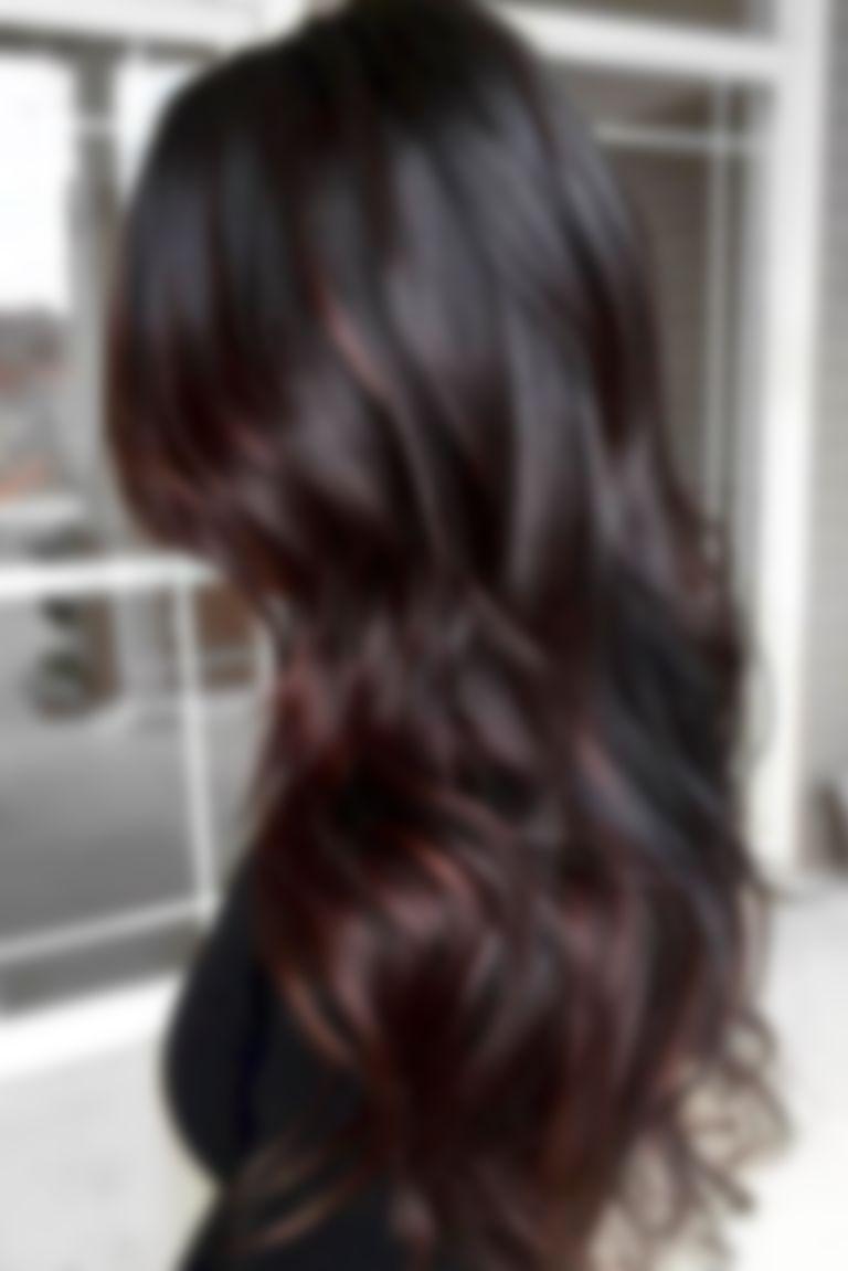 Не нравится темный цвет волос