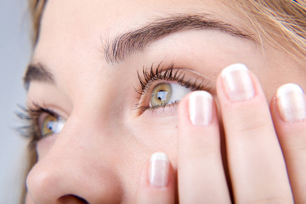 кожа вокруг глаз здорово жить