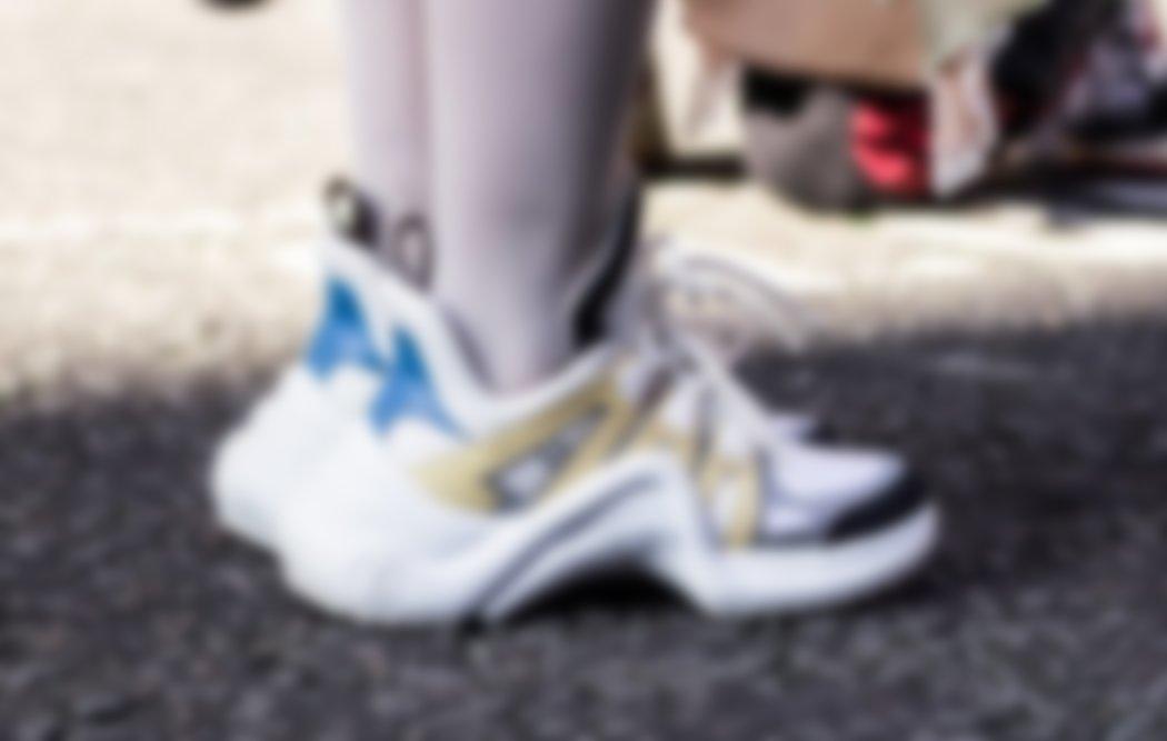 взгляд необычные фото спортивной обуви увидите