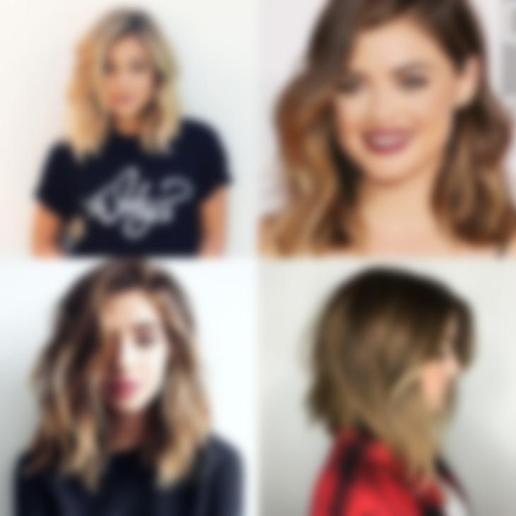 Модные стрижки на средние волосы 2019 года