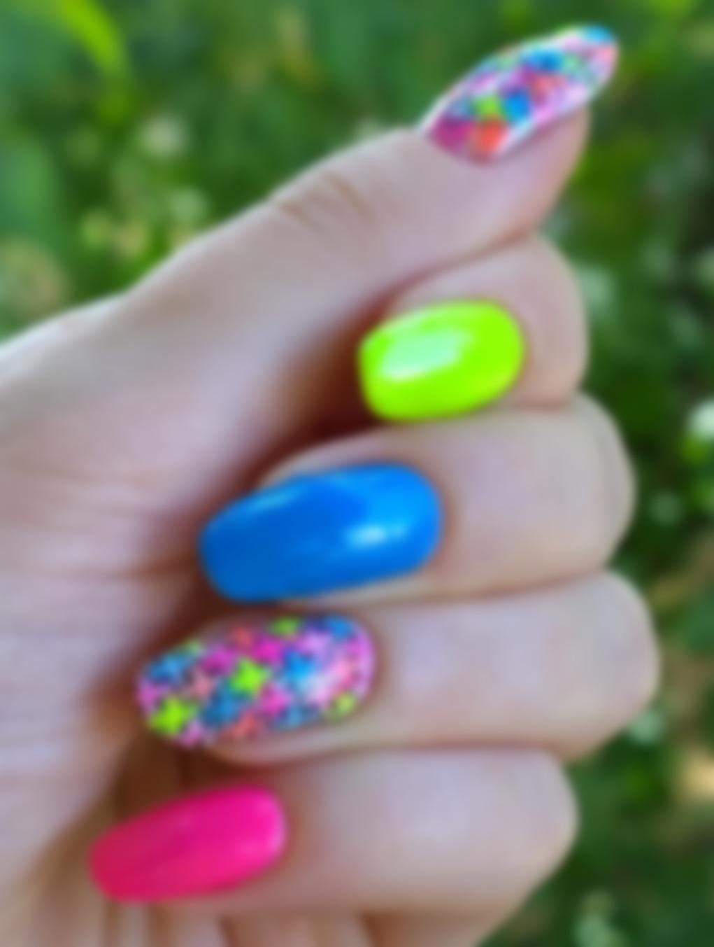 красивые ногти на лето фото абитуриентам