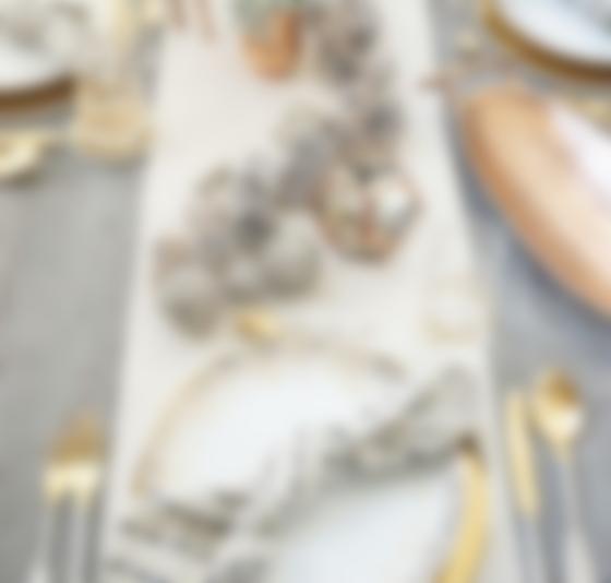 Сервировка стола на Новый год: 4 лучших идеи