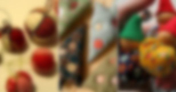 Элементы декора из ткани своими руками