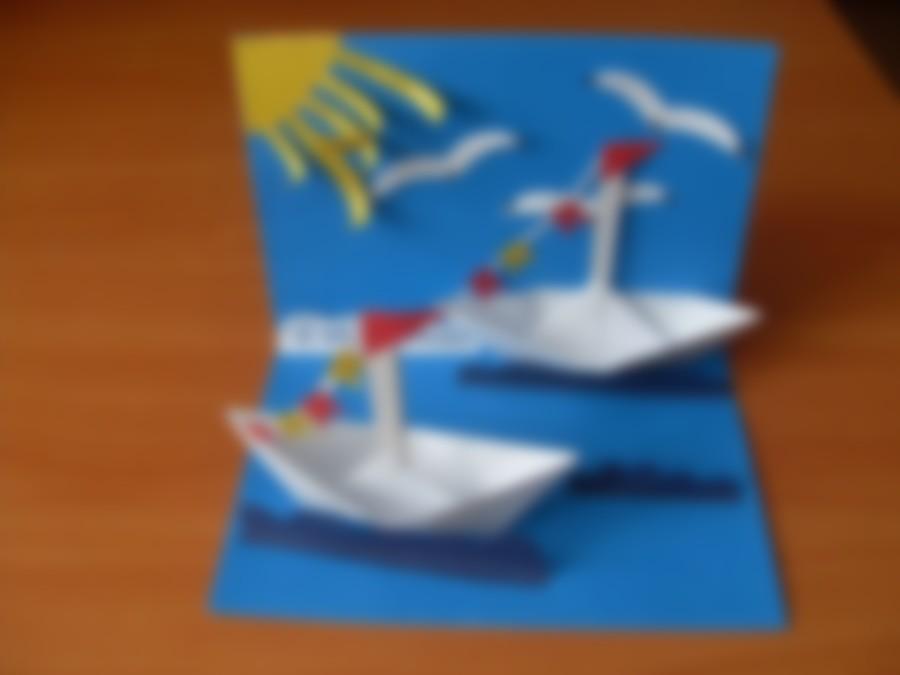Картинки оригами к 23 февраля