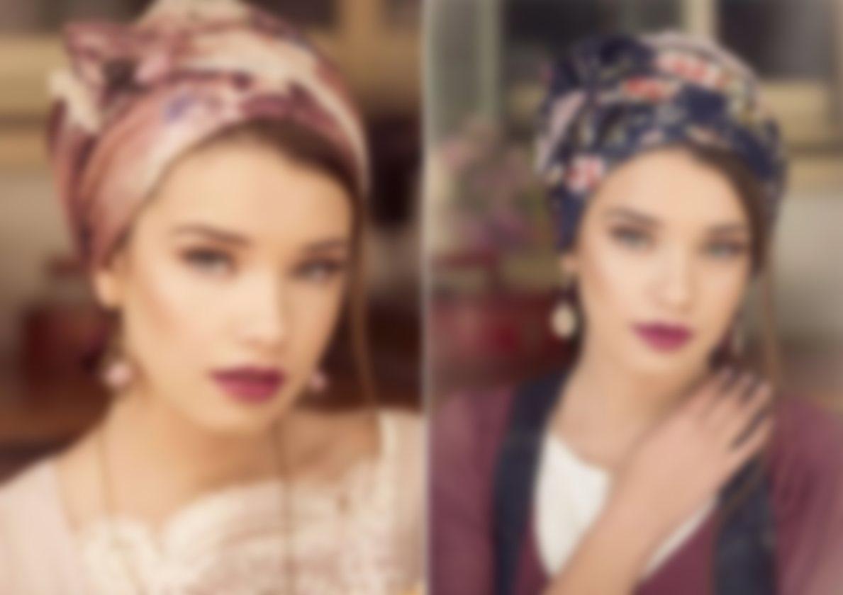 платок на голову вайлдберриз