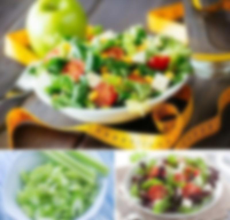 Легкие Салаты На Ужин Для Похудения. Овощные салаты для здорового и стабильного похудения