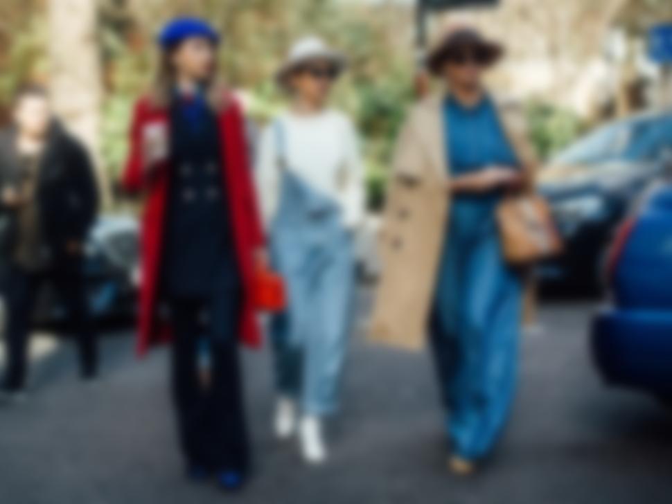 мода осень 2019 одежда фото