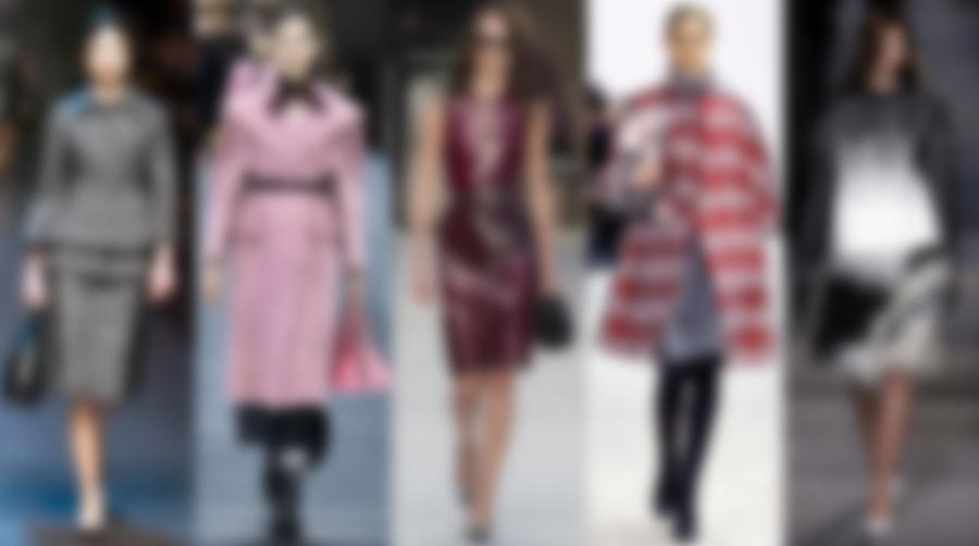 7e6c4fdcd9c Модные тенденции осень-зима 2018-2019 в одежде для женщин  фото