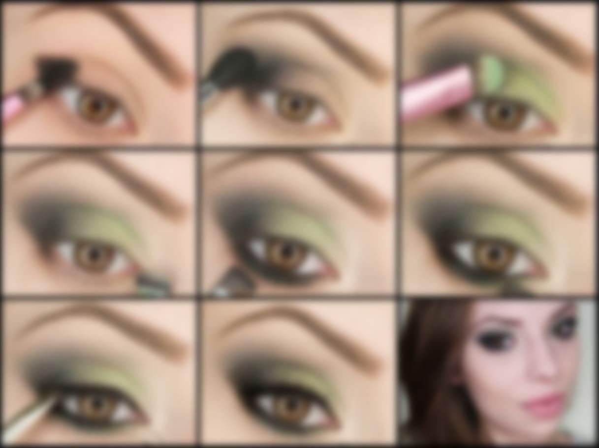 Болотный цвет глаз какие цвета подходят