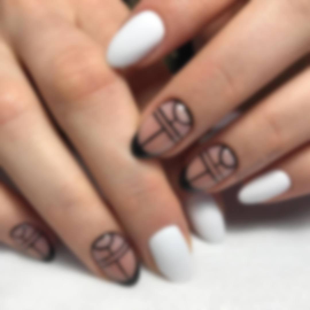Дизайн ногтей 24: фото, новинки, красивый