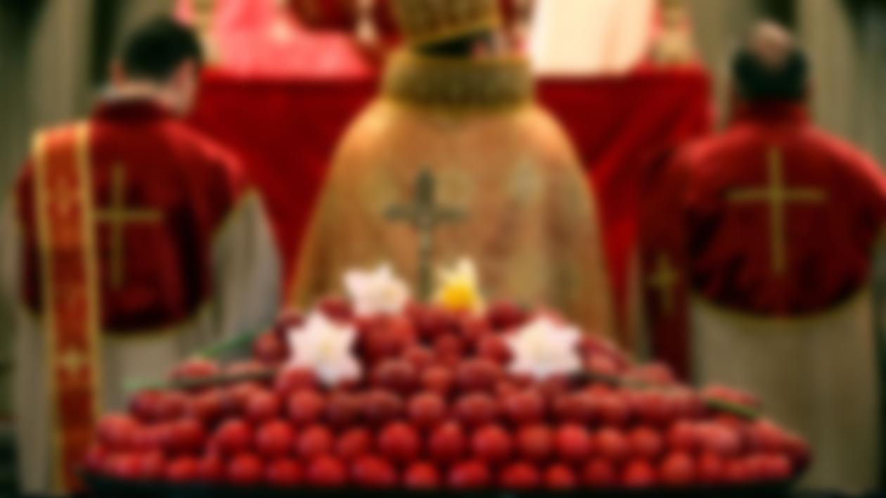 Армянское поздравление пасхи