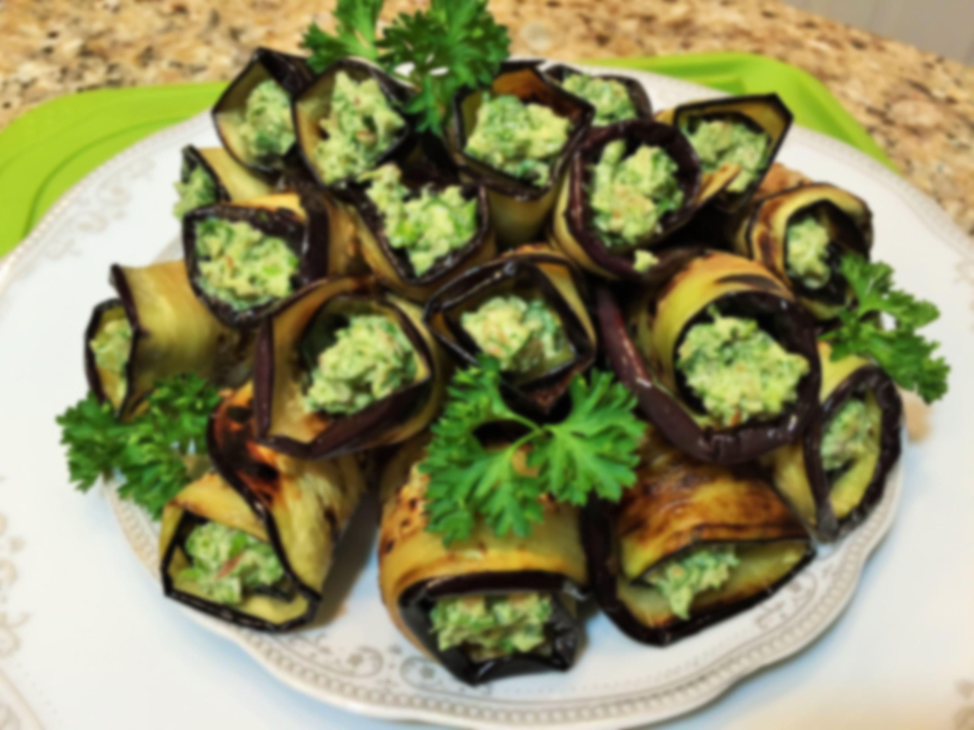 праздничные закуски из овощей с фото проекте