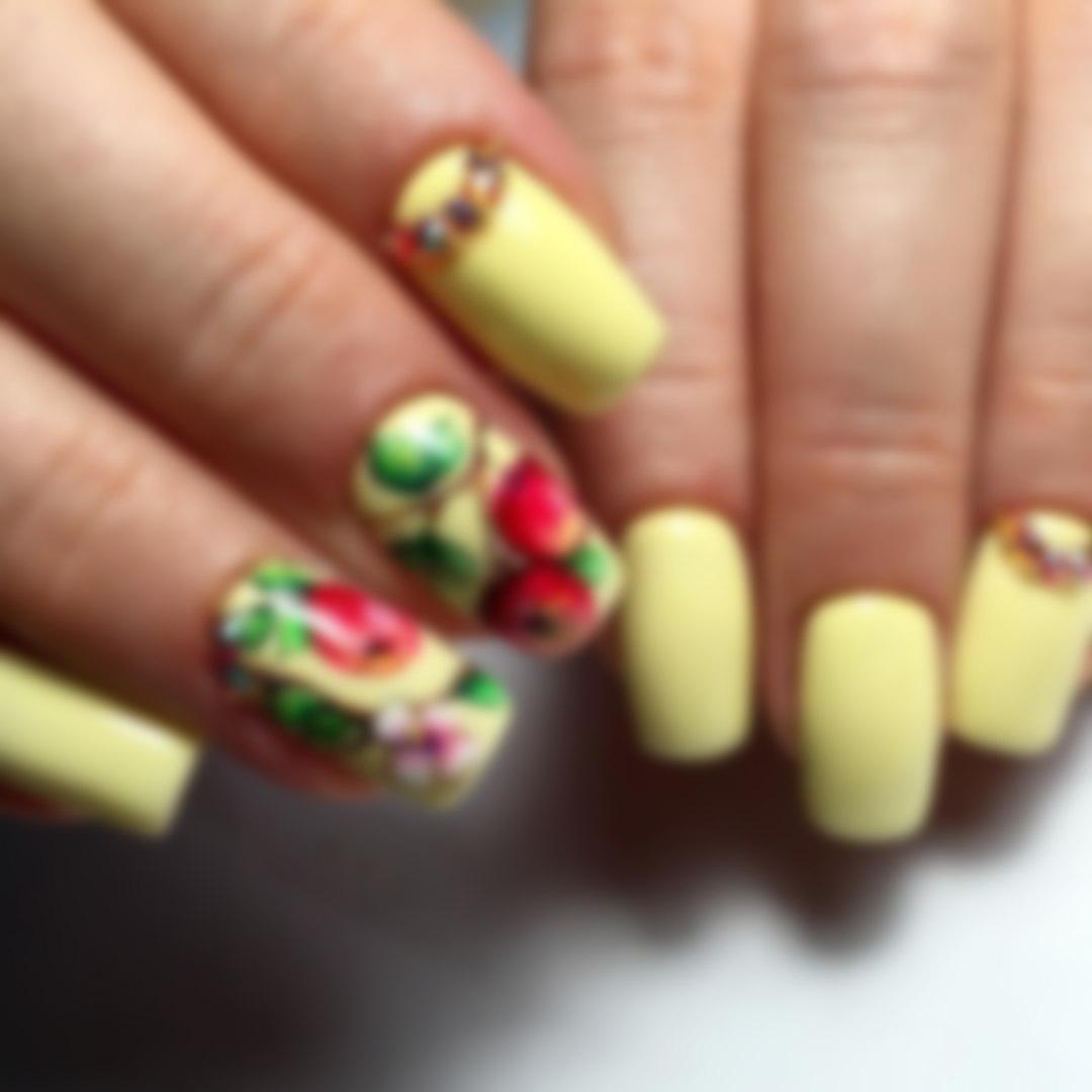 дизайн ногтей лето фото новинки скудного