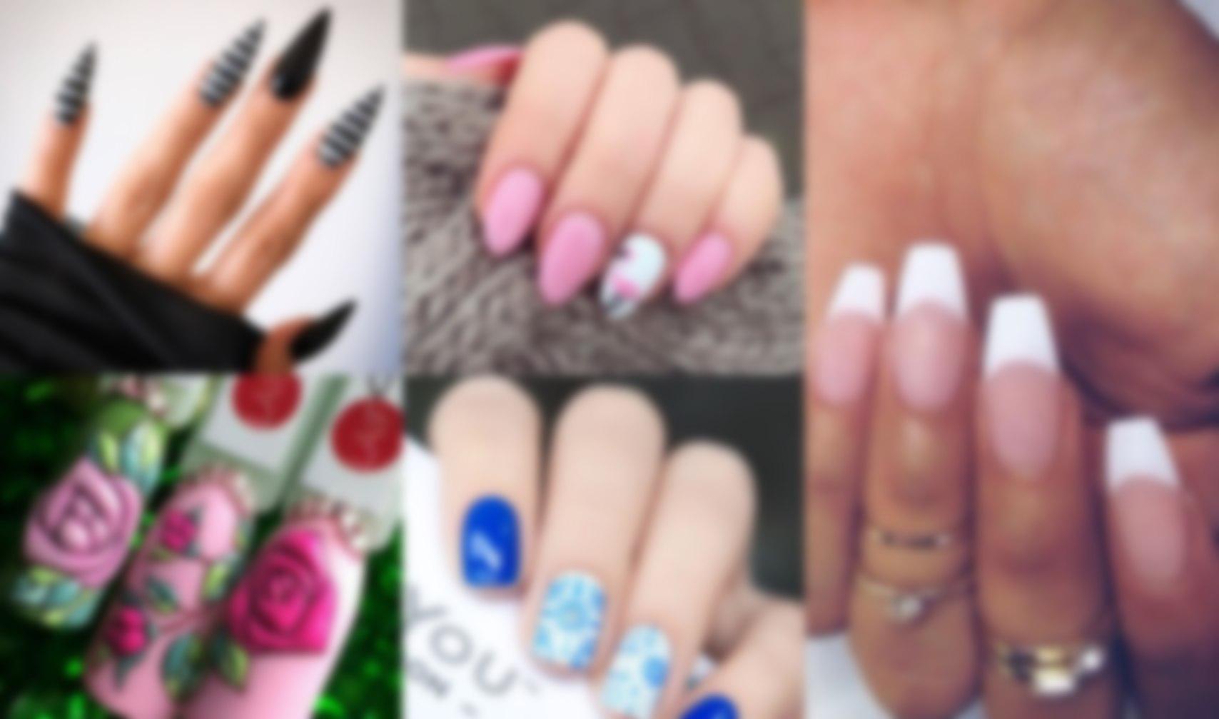 Ногти 23: модные идеи, что актуально, тенденции (фото)