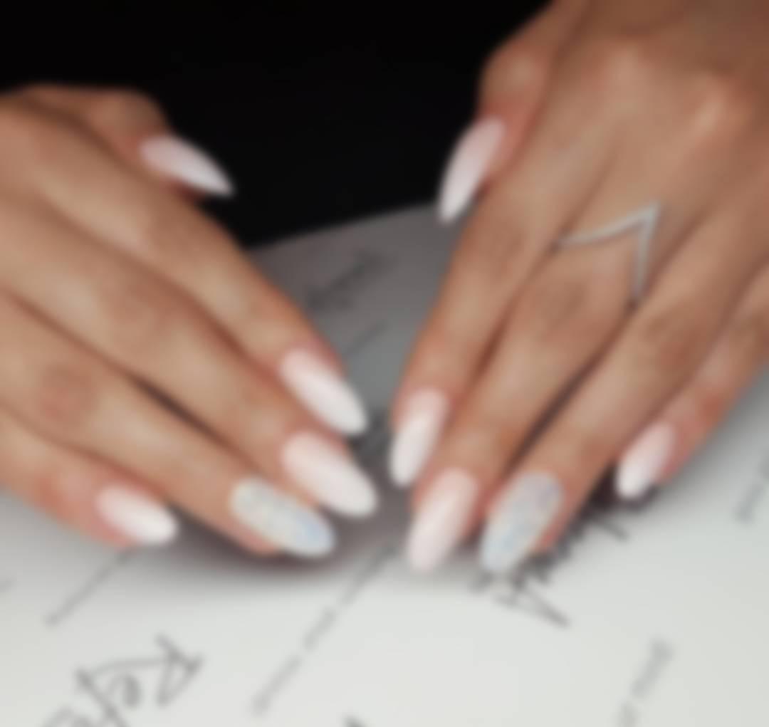 дизайн ногтей с блестками растяжка - Тюменский издательский дом