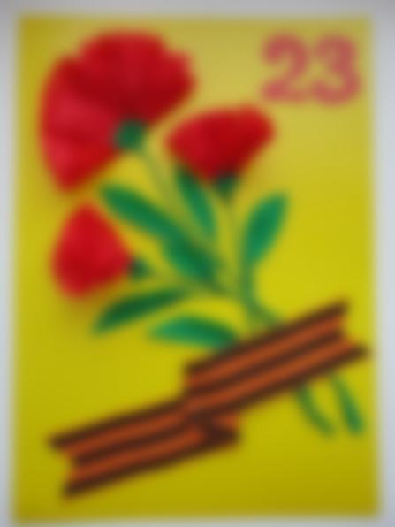 Для отправки, открытки ко дню 23 февраля своими руками в детском саду