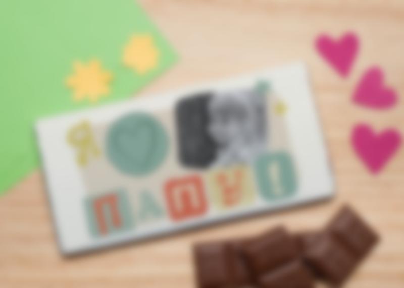 Как сделать открытку на день рождения папе от дочки фото