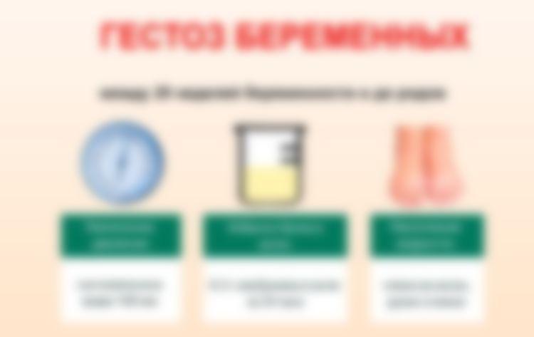 Гестоз при беременности на позднем сроке симптомы признаки и лечение