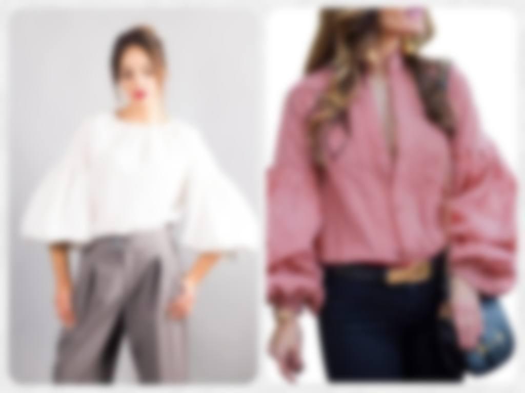 a4bd8711a345 Женские рубашки 2019 года: модные тенденции, фото, новинки