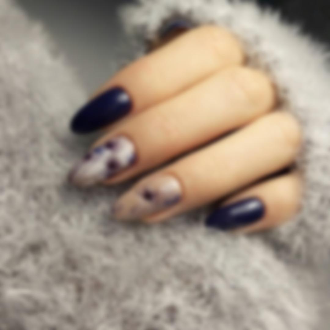 Цвета модные зимой и осенью 2016 гель лаков