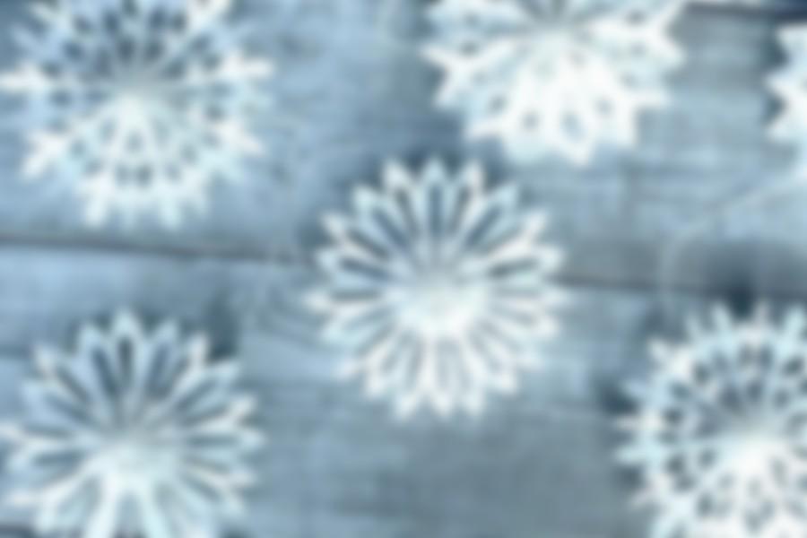Как делать снежинки из бумаги на Новый год: поэтапно, фото, видео