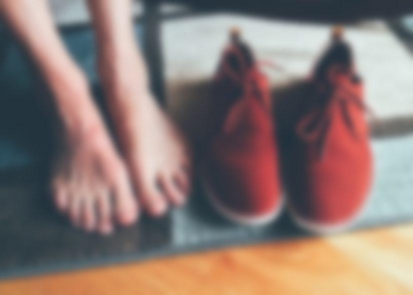 Как убрать запах в туфлях