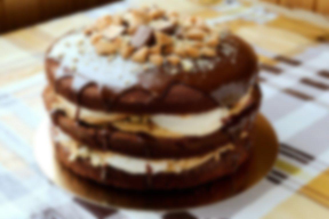 как оформляется торт пошаговый рецепт с фото