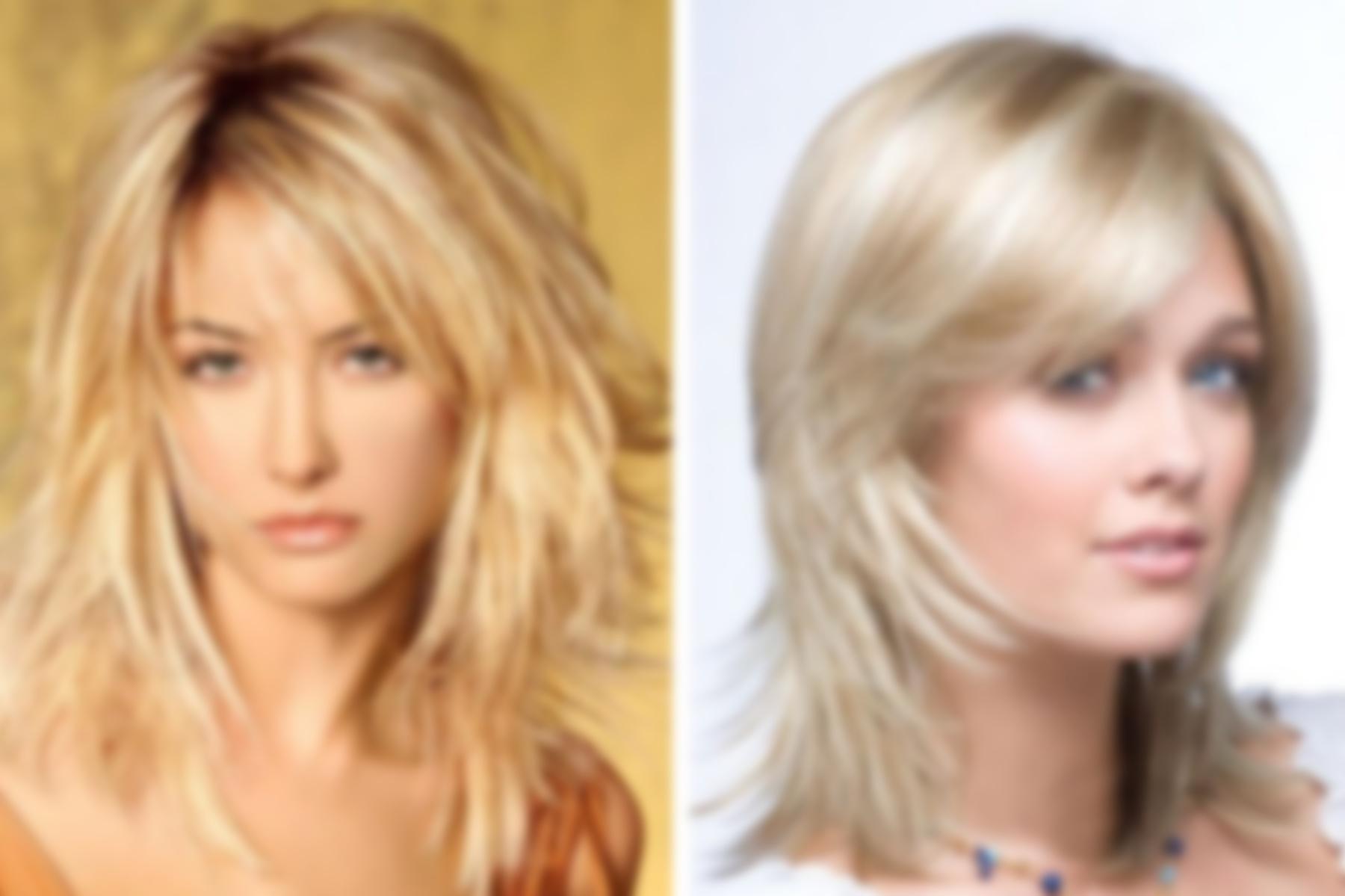виды стрижек женских на средние волосы фото подходящее