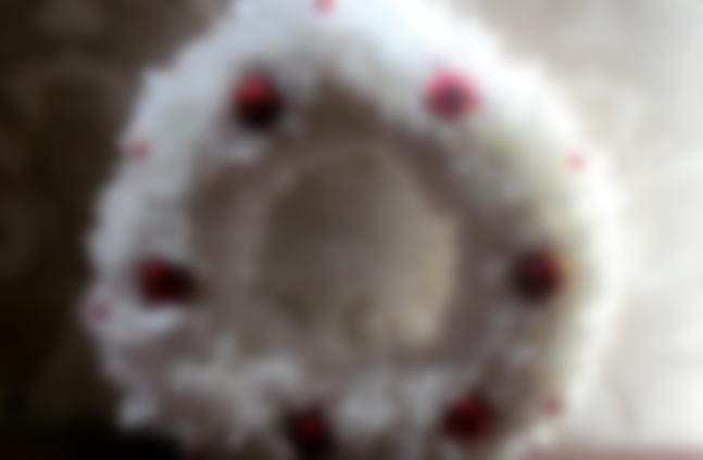 Новогодний венок своими руками: пошагово с фото, как сделать рождественский венок