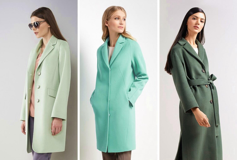 dea3448f61d Модные цвета женских пальто. Весной так хочется выделиться из толпы и  нарядиться в яркие модные вещи. Известные дизайнеры учли пожелания  прекрасной половины ...