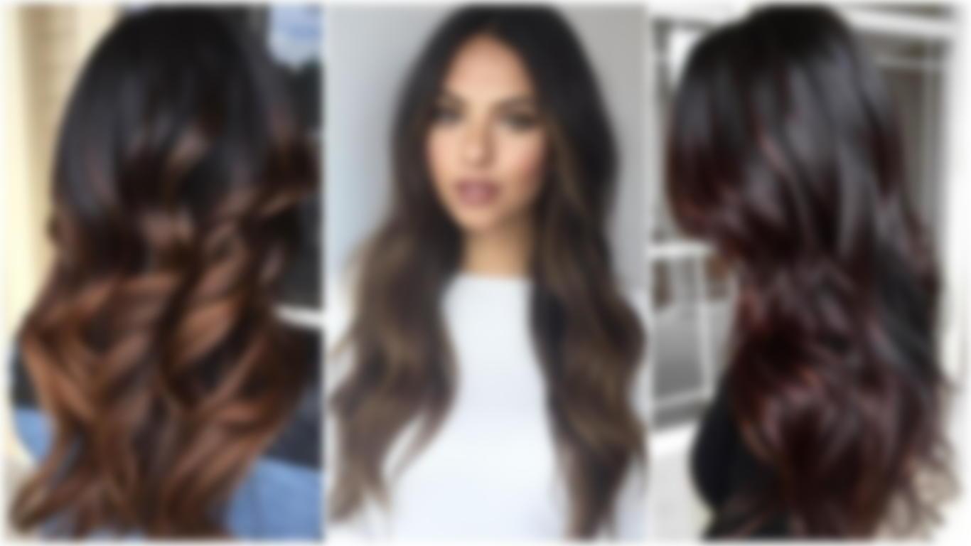 Покраска волос 2019 модные тенденции картинки