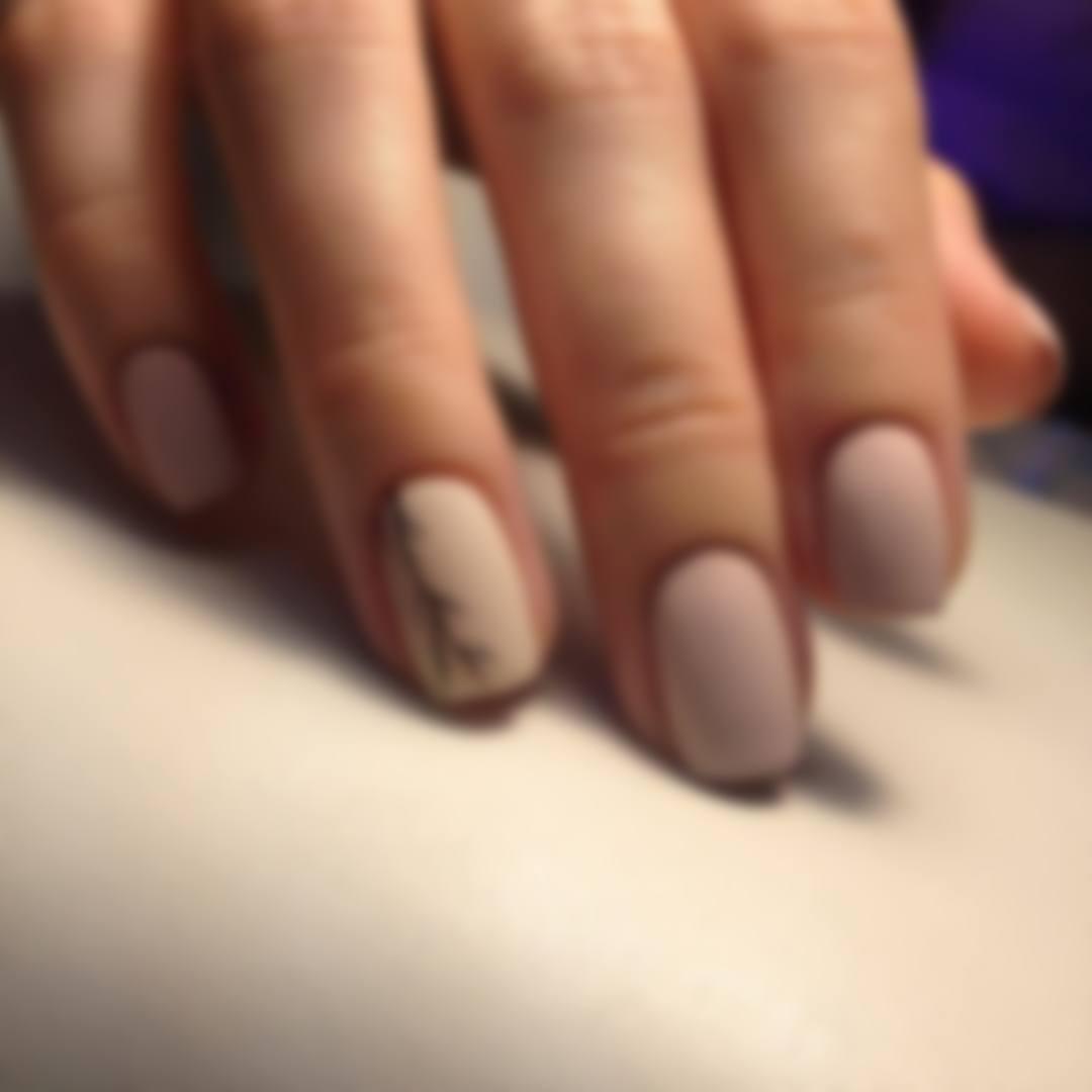 Цвет ногти фото