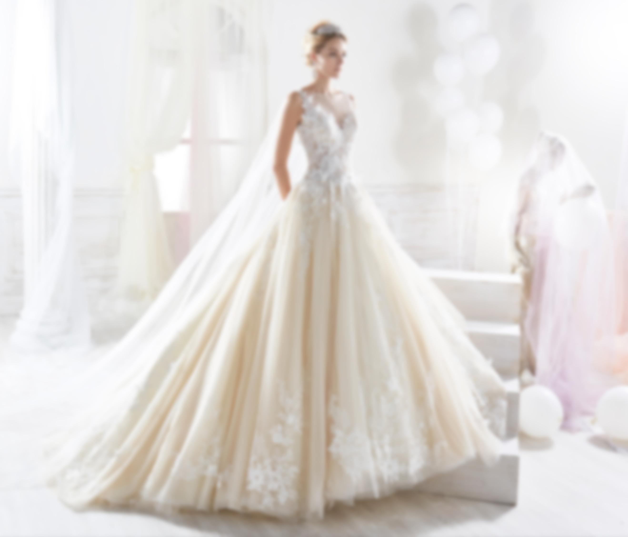 b19c9a4909d Помочь в выборе наряда поможет представление основных трендов этого сезона   Весной и летом в тренде будут свадебные платья ...