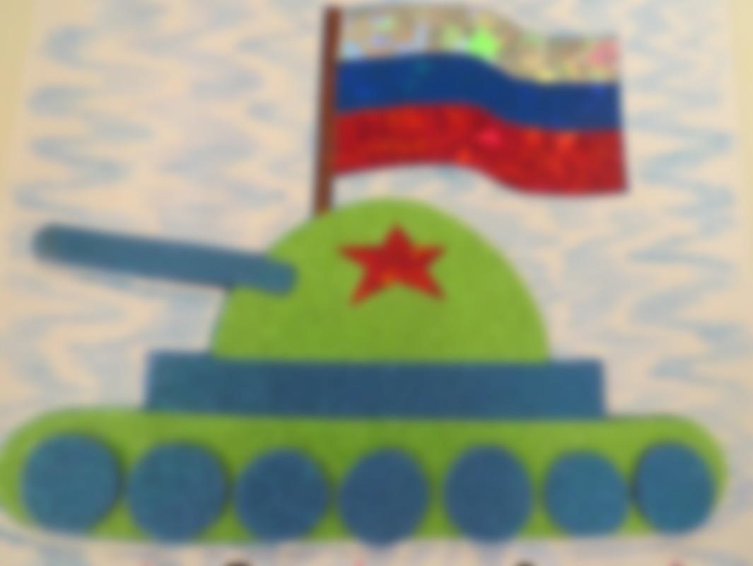 Прикольные картинки, открытки с танком