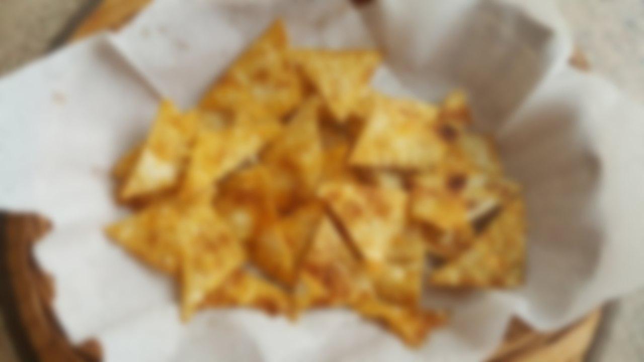 Как сделать чипсы на сковороде рецепт фото 230