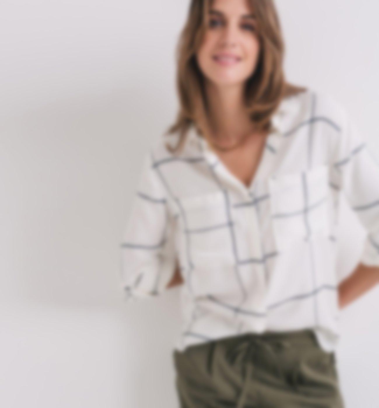 f52a83e81a2 Модные женские рубашки 2018  лучшие модели и идеи