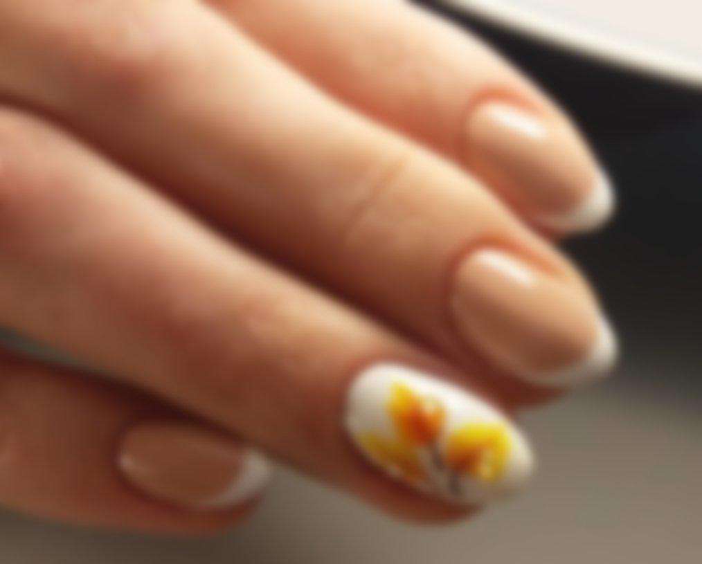 Новый Дизайн Коротких Ногтей Фото
