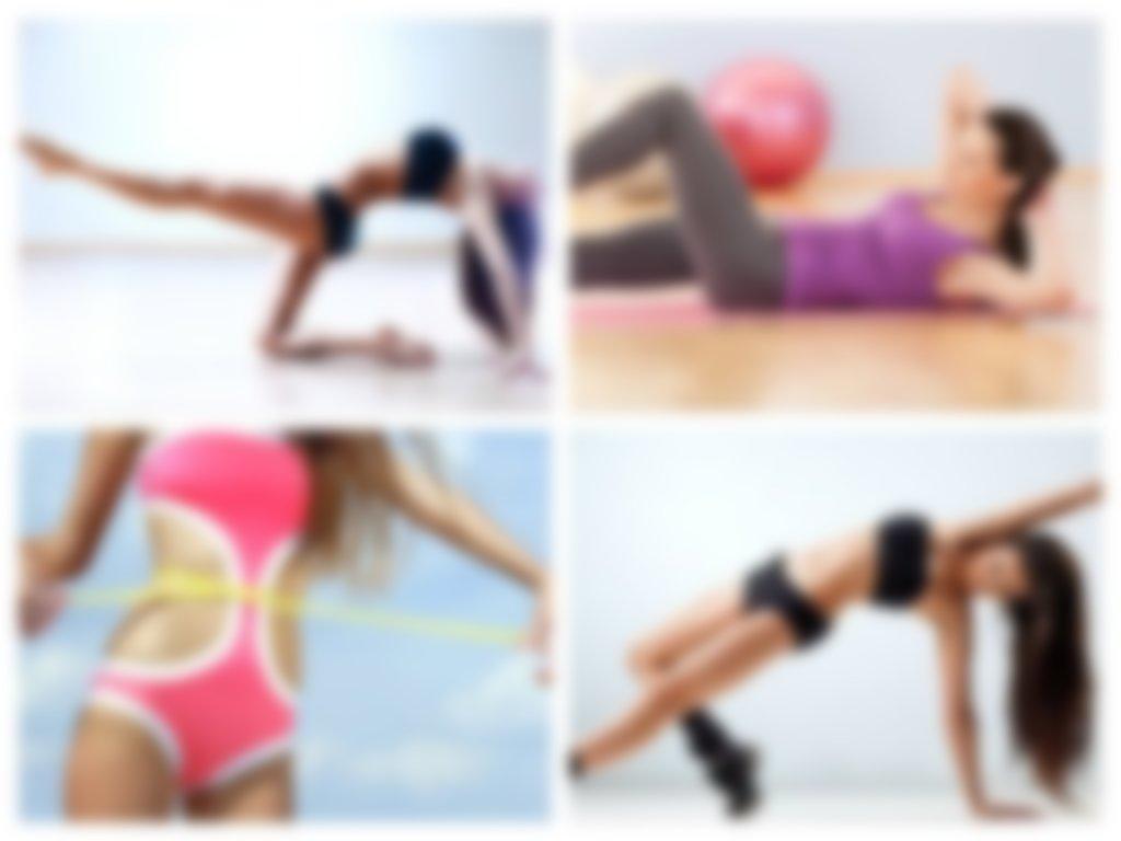 Правильное похудение физические упражнения