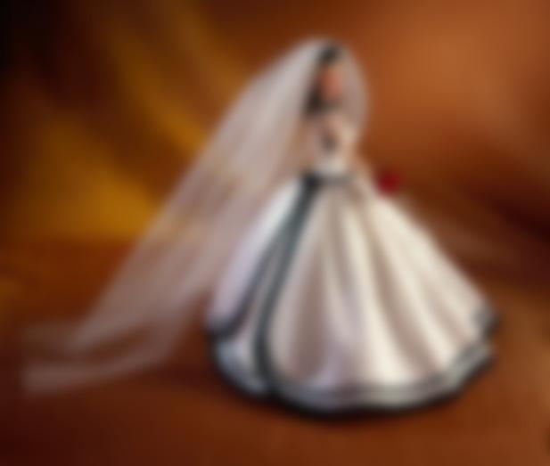 Фасон платье барби