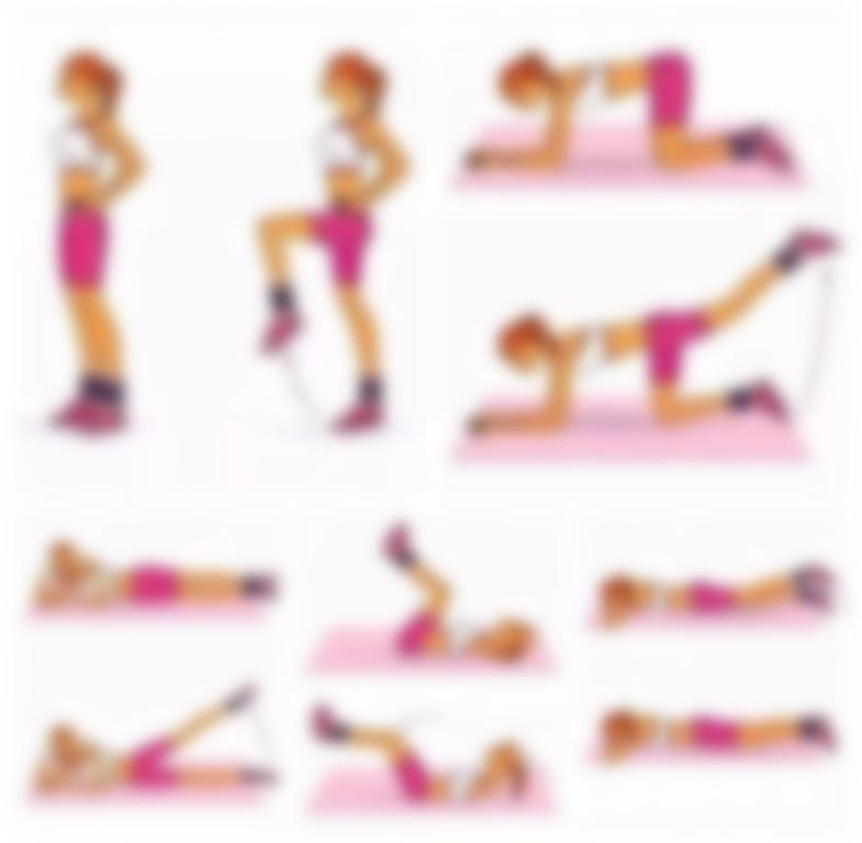 Какими Упражнениями Быстро Сбросить Вес. Лучшие упражнения для похудения: ТОП-7 самых-самых