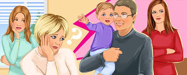 Любовница мужа родила ребенка что делать