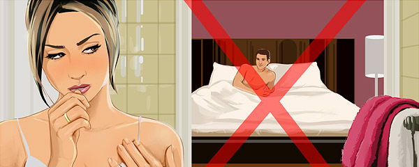 Заниматься сексом с нелюбимым