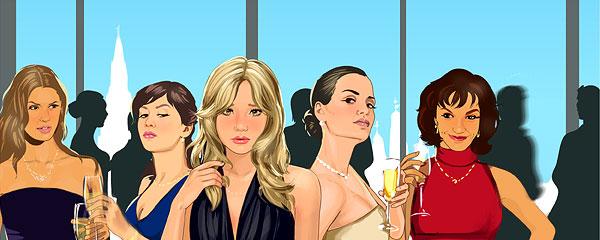 жены с друзьями фото