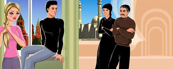 Секс инравы мусульман