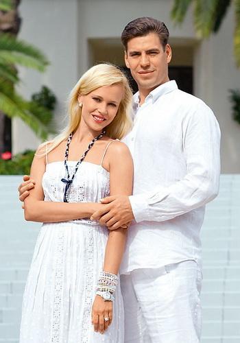 красивое семейных русских пар