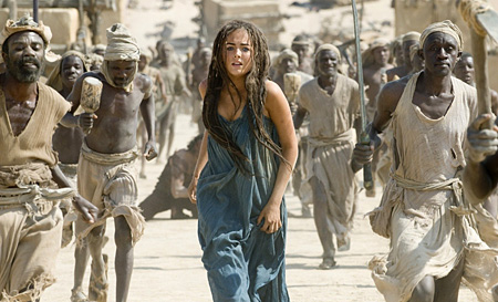 Фильм «10 000 лет до нашей эры»: история любви и эволюции