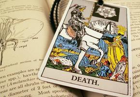 Карта Таро «Смерть» и ее значение