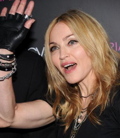 Мадонна вспомнила про экс-бойфренда